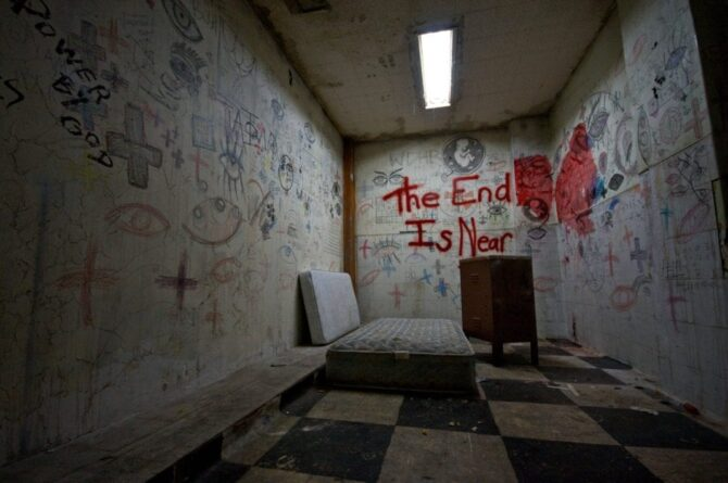 Abandoned Psychiatric Hospitals Morbidology