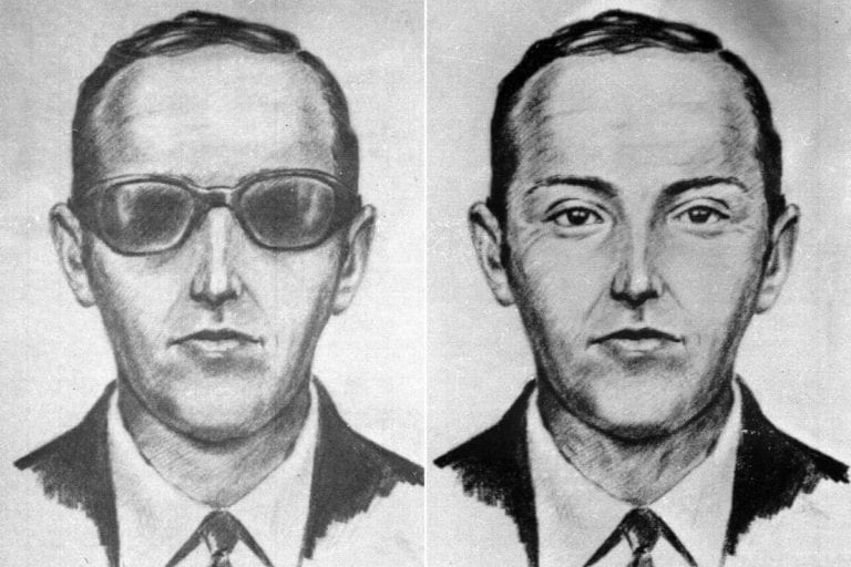 The Infamous Anonymous Hijacker – D.B. Cooper
