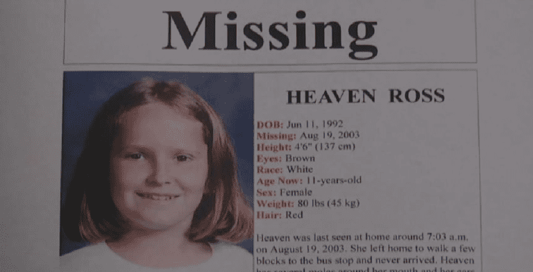 Who Killed Heaven LaShae Ross?