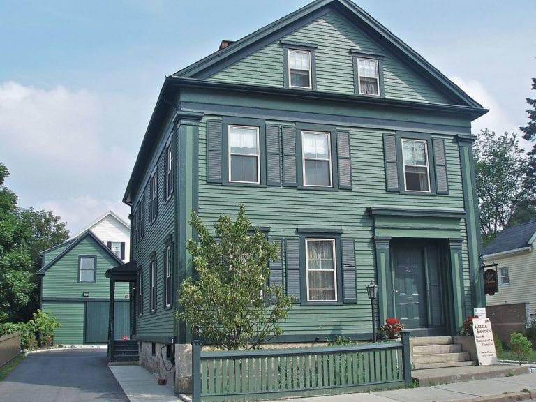 Historic Murder House Road Trip