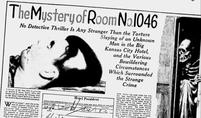 Horror in Room 1046