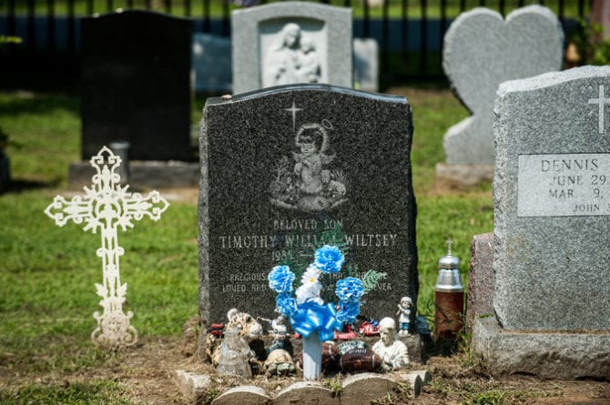 The Murder of Timothy Wiltsey