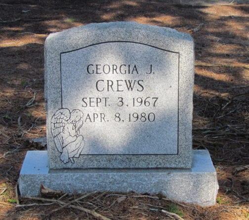 Who Killed Georgia Crews?