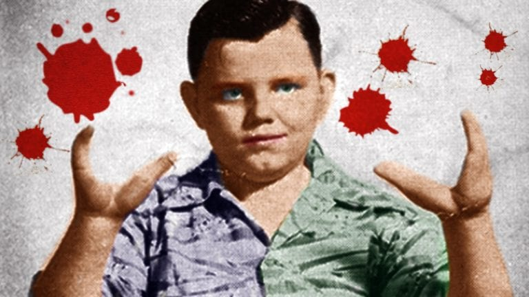 The Lobster Boy - Grady Stiles Jr.