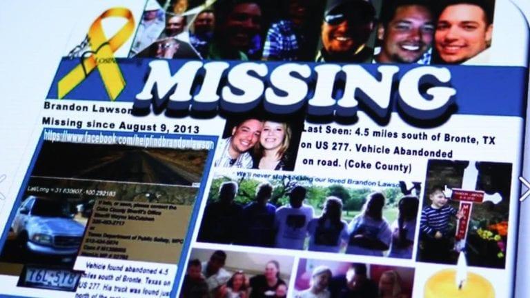 The Bizarre Disappearance of Brandon Lawson