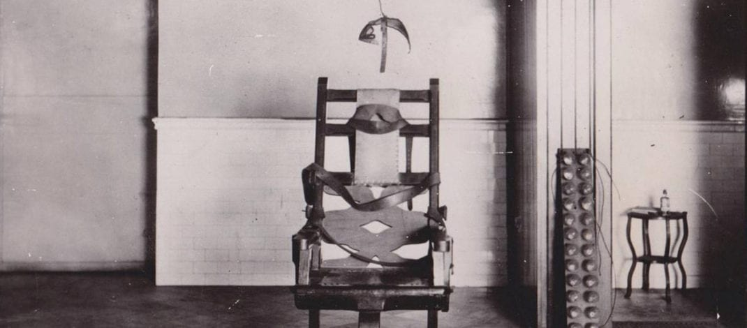 The Execution of Virginia Christian