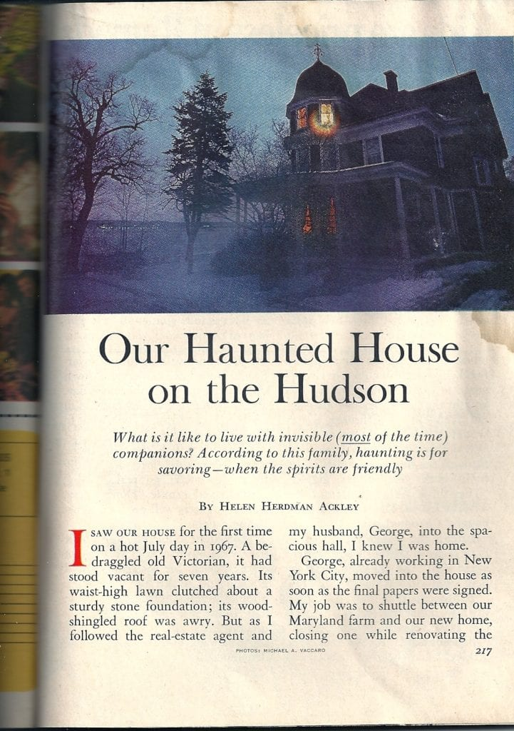 The Legally Haunted House & The Ghostbuster Ruling