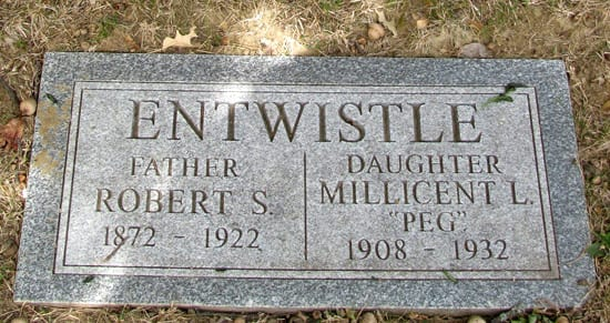 The Hollywood Death of Peg Entwistle