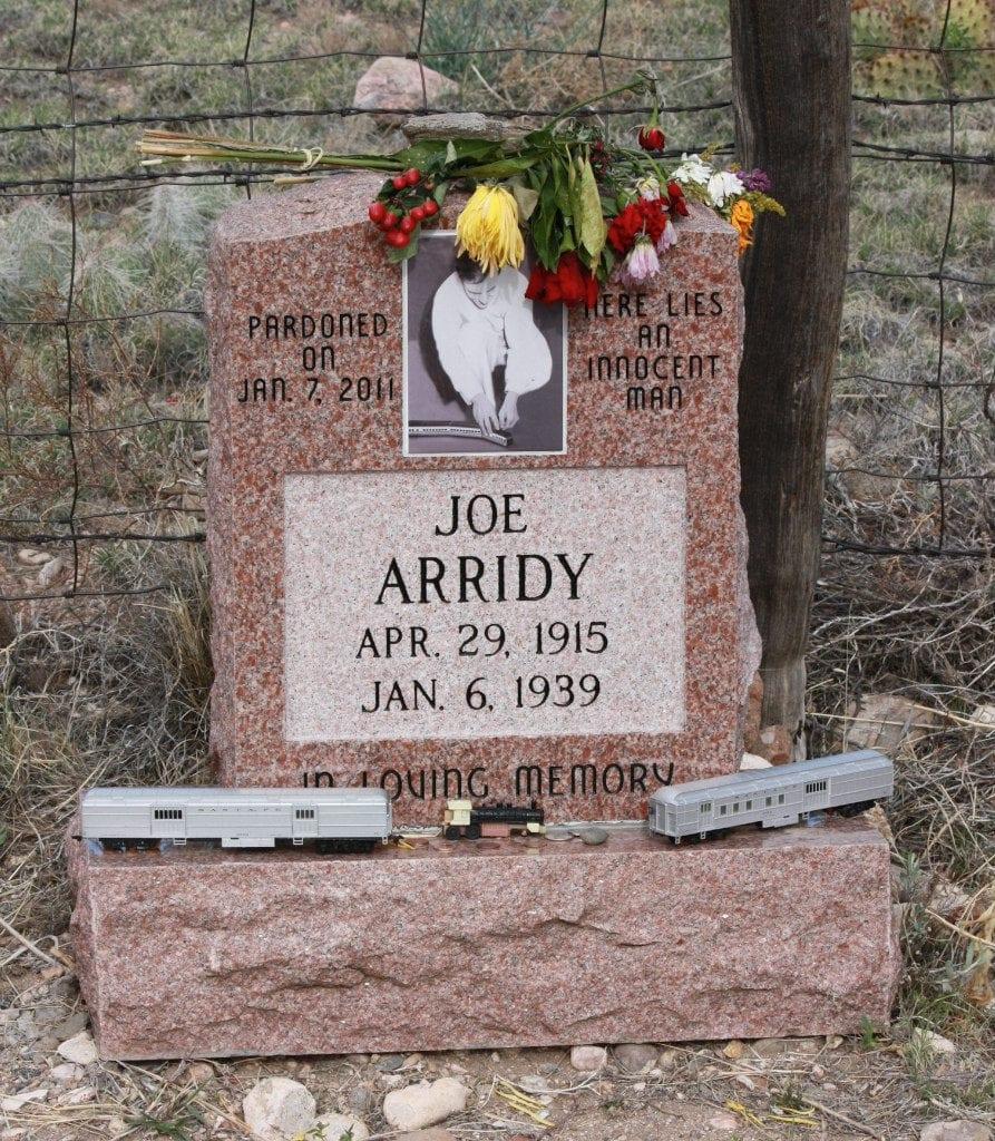 The Happiest Man on Death Row - Joe Arridy