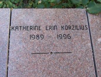 The Strange Death of Katherine Korzilius