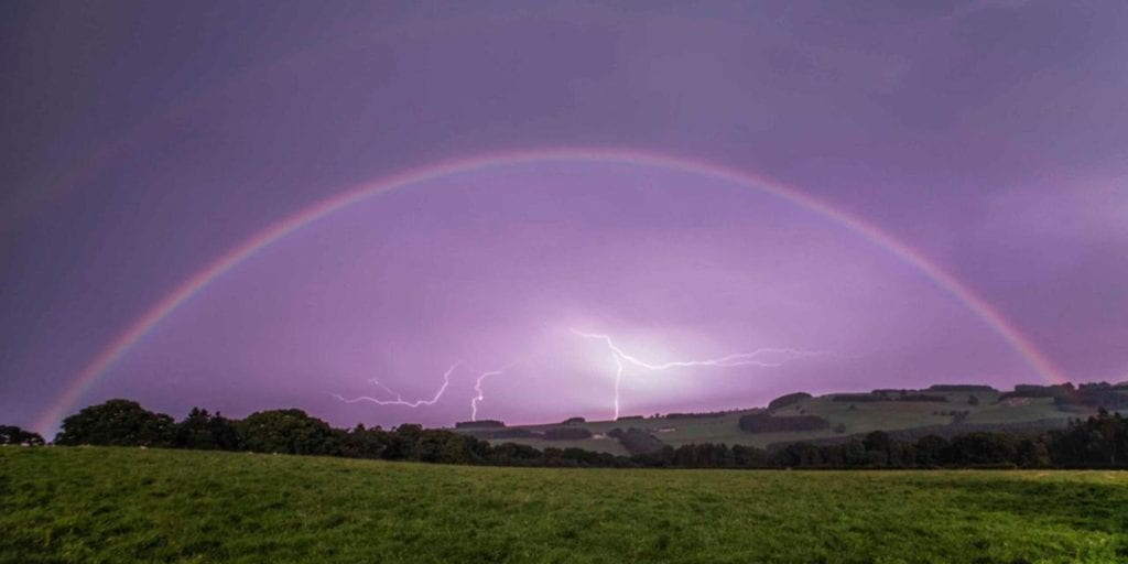 Rare & Bizarre Weather Phenomena