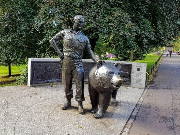 Wojtek - The Polish Soldier Bear