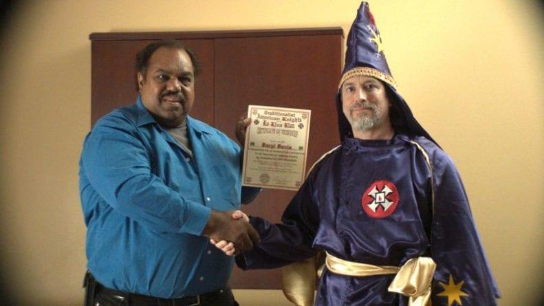 Befriending the KKK