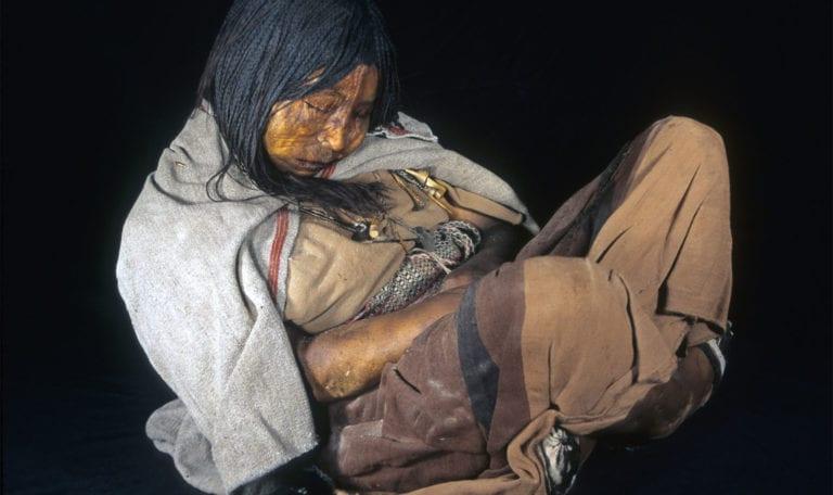 The Incan Child Sacrifices