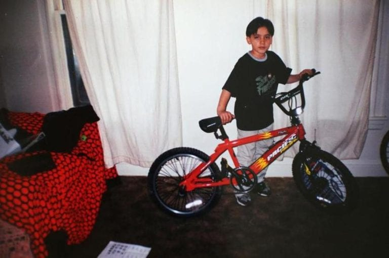 The Boy Who Snapped - Marco Tulio Flores