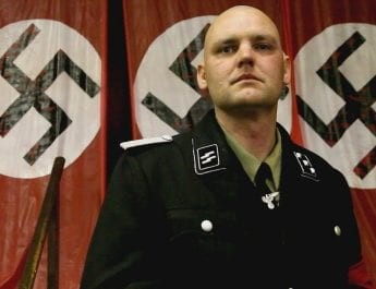 The Death of a Nazi – Jeff Hall