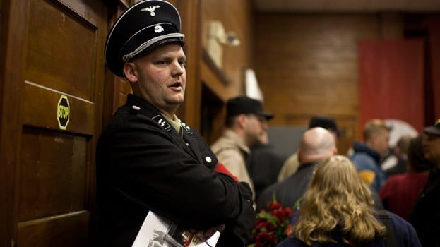 The Death of a Nazi - Jeff Hall