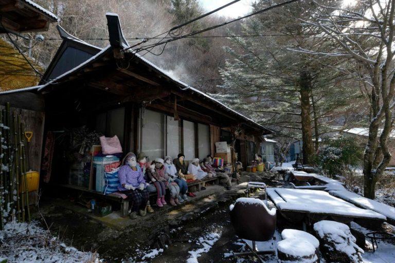 The Japanese Village of Dolls