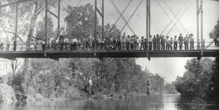 The Lynching of Laura & L.D. Nelson