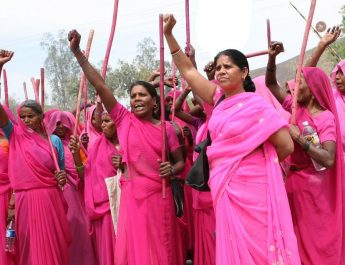 The Vigilante Gulabi Gang