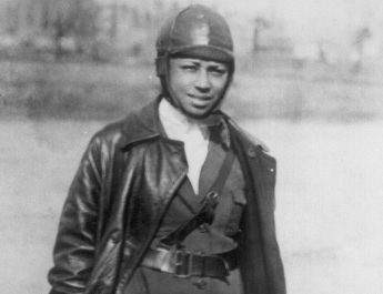 The First Woman African American Pilot – Bessie Coleman