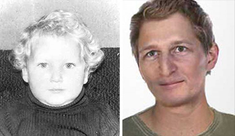 The Disappearance of Sandy Davidson