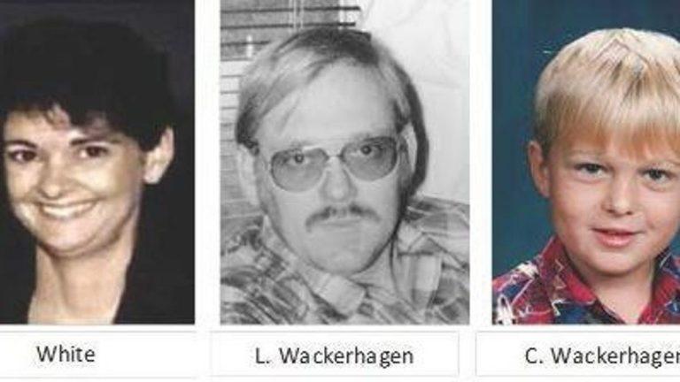 A Murder & A Disappearance - Chance Wackerhagen