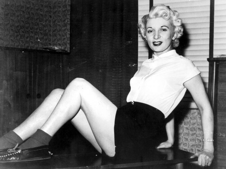 Ruth Ellis - The Final Woman to Hang in Britain