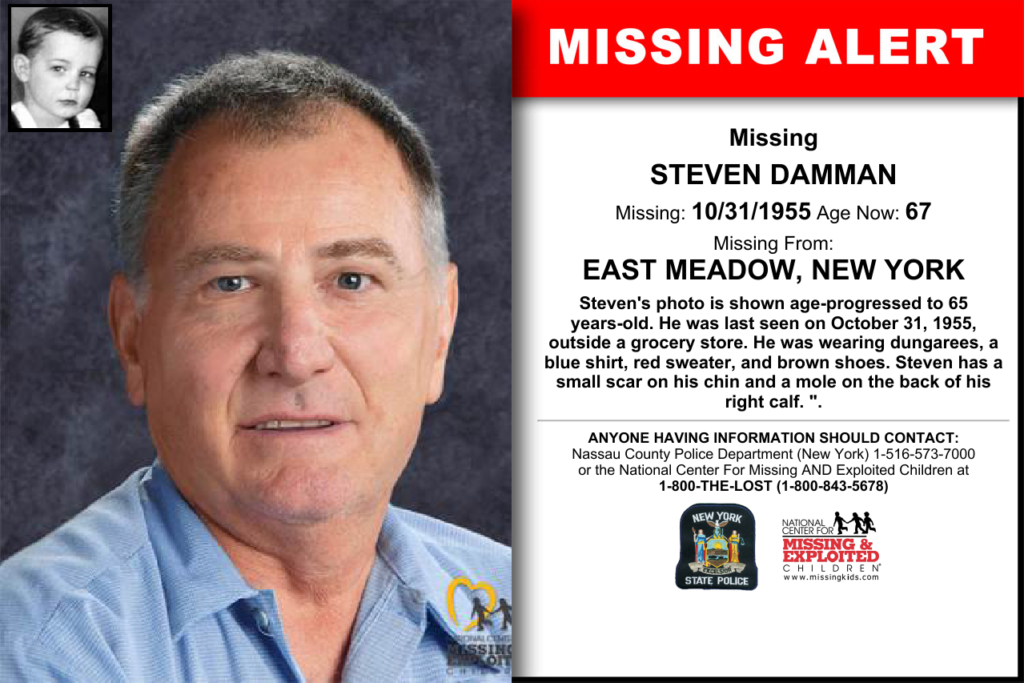The Disappearance of Steven Damman