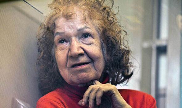 The Granny Ripper - Tamara Samsonova