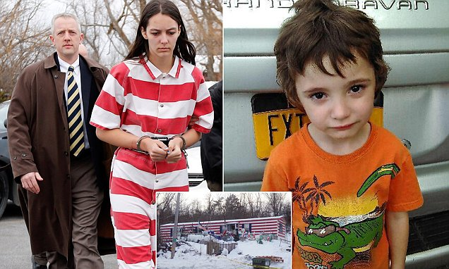 The Little Boy Killed by his Cousin - Kenneth White